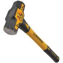 Roughneck 65-622 Sledge Hammer Fibreglass Handle 1.4kg (3lb) ROU65622