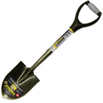 Roughneck 68-004 Micro Shovel Round Point 685mm (27in) Handle ROU68004