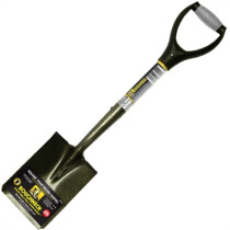 Roughneck 68-006 Micro Shovel Square Point 685mm (27in) Handle ROU68006