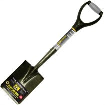 Roughneck 68-006 Micro Shovel Square Point 685mm (27in) Handle ROU68006 TSCA68006