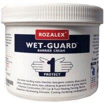Rozalex 6043281 Wet-Guard Barrier Cream 450ml Tub