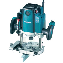 "Makita RP2301FCXK 1/2"" Plunge Router 2100w (70mm Plunge) In Carry Case"