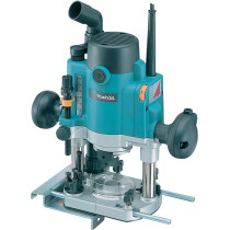 "Makita RP1110C 1/4"" Plunge Router 1100W 8mm"