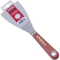 "ProDec RPS3 3"" Scale Tang Paint Scraper with Rosewood Handle"