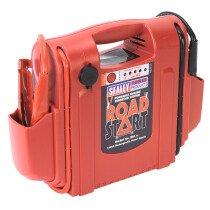 Sealey RS1 RoadStart Emergency Power Pack 12V