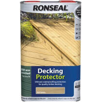 Ronseal RSLDP5L Decking Protector 5 Litre