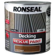 Ronseal RSLDRP5L Decking Rescue Paint 5 Litre