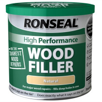 Ronseal RSLHPWF275G High Performance Wood Filler 275g