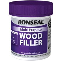 Ronseal RSLMPWF250G Multi Purpose Wood Filler Tub 250g