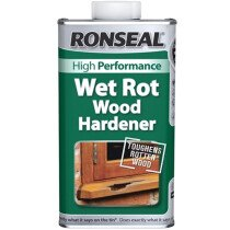 Ronseal 32041 Wet Rot Wood Hardener 250ml RSLWRWH250