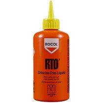 Rocol 53521 RTD CHLORINE FREE LIQUID Metal Cutting Lubricant 350ml (Carton of 12)
