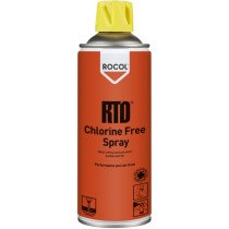 Rocol 53081 RTD Chlorine Free Spray 400ml (Pack of 12)