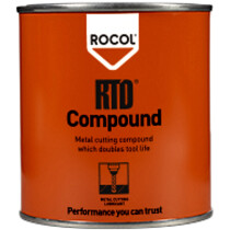 Rocol 53023 RTD Compound - Metal Cutting Compound that Doubles Tool Life 500g