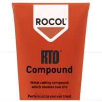 Rocol 53020 RTD Compound - Metal Cutting Compound that Doubles Tool Life 50g
