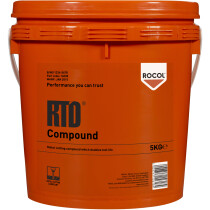 Rocol 53026 RTD Compound - Metal Cutting Compound that Doubles Tool Life 5kg