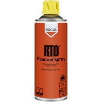 Rocol 53041 RTD Foamcut - Spray Foaming Lubricant that Doubles Tool Life 300ml