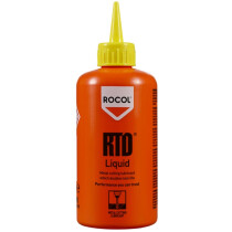 Rocol 53072 RTD Liquid - Metal Cutting Liquid Which Doubles Tool Life 400gr