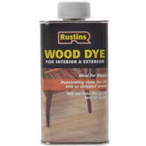Rustins 250ml Wood Dye