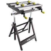 Ryobi RWB03 Adjustable Metal Folding Workbench