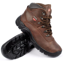 JSP ACS061 Lovell Waterproof Brown Hiker Safety Boot