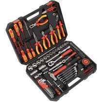 Sealey S01217 Electrician's Tool Kit 90 Piece