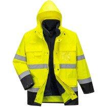 Portwest S162 Hi-Vis Lite 3 in 1 Jacket High Visibility