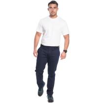 Portwest S232 Stretch Slim Chino Trouser Workwear - Regular Leg Length