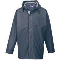Portwest S250 Sealtex Rainwear Ocean Jacket - Available in Navy Blue & Yellow