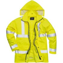 Portwest S468 Hi-Vis 4-in-1 Traffic Jacket - Yellow