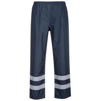 Portwest S481 Iona Lite Trousers  Iona™ Rainwear - Navy Blue