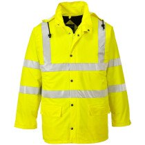 Portwest S490 Sealtex Ultra Lined Jacket Waterproof and Windproof - Yellow