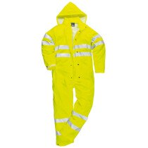 Portwest S495 Sealtex Ultra Hi-Vis Waterproof Coverall