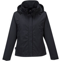 Portwest S509 TK2™ Ladies Corporate Shell Jacket - Available in Black or Navy Blue