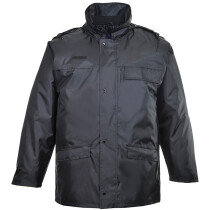 Portwest S534 Security Jacket - Black