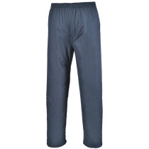 Portwest S536 Ayr Technik™ Rainwear Breathable Trousers - Navy Blue