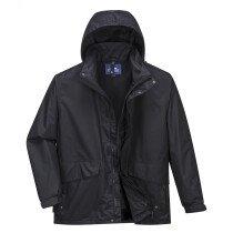Portwest S507 Argo 3 in 1 Jacket Technik Essentials Rainwear