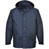 Portwest S530 Arbroath Breathable Fleece Lined Jacket - Waterproof, Windproof & Breathable - Navy
