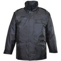 Portwest S534 Security Jacket - Black