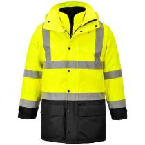 Portwest S768 Hi-Vis Executive 5-in-1 Jacket High Visibility