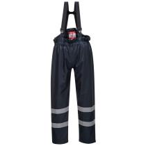 Portwest S772 Bizflame Rain FR Multi Protection Unlined Trouser Flame Resistant