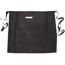 Portwest S795 Chefswear Waist Apron 120cm - Black