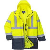 Portwest S766 Hi-Vis Essential 5-in-1 Jacket High Visibility