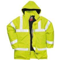 Portwest S778 Hi-Vis Bizflame Rain Antistatic FR Jacket