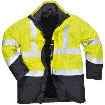 Portwest S779 Bizflame Rain Hi-Vis Multi-Protection Jacket