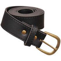 Portwest S932 Black 2 Ply PVC Belt with Metal Buckle