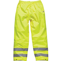 Dickies SA12005 Highway Safety Trousers - Yellow