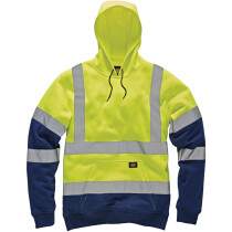 Dickies SA22095 High Visibility Two Tone Hoodie