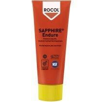 Rocol 12330 Sapphire Endure Premium Extreme Temperature Resistant Grease (NSF Registered) 100g