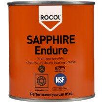 Rocol 12334 Sapphire Endure Premium Extreme Temperature Resistant Grease (NSF Registered) 1kg