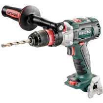Metabo SB18LTXBLQi Body Only 18V Brushless Combi Drill with Quick Chuck Fitting